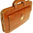 Floto Milano Sleeve/Laptop Holder in Vecchio Brown