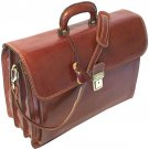 Floto Firenze Briefcase in brown