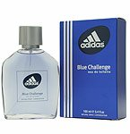 Adidas Blue Challenge Eau De Toilette 3.4 oz Spray by Adidas - For Men