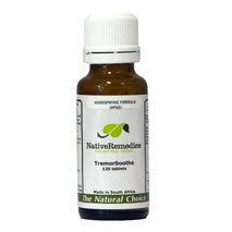 TremorSoothe Homeopathic remedy temporarily controls shakes, tremors, and muscle spasms