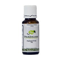 Petalive Panleuk-Free Homeopathic vaccine relieves symptoms of cat distemper