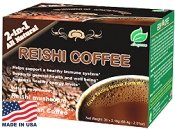 NEW! Reishi 2-IN-1� LOW CAFFEINE (Made In USA