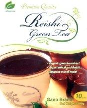 Reishi Green Tea (Made In USA) Box of 10