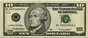 Generous Donation $10.00