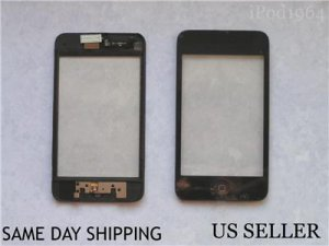 iPod Touch iTouch 3rd Gen Digitizer & Bezel Assembly