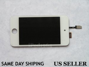 iPod Touch iTouch 4th Gen White Screen Display Assembly