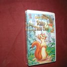 Rikki-Tikki-Tavi - VHS Chuck Jones Classics NR Narrated by Orson Welles