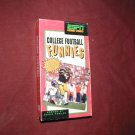 College Football Funnies - VHS