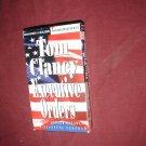 Tom Clancy Executive Orders - Audiobooks Random House Cassette