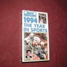1994 The Year in Sports - VHS Sports Illustrated
