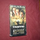 Traffic - VHS Michael Douglas Don Cheadle Dennis Quaid Catherine Zeta-Jones