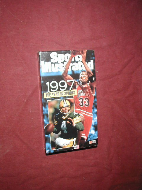1997 The Year in Sports - Sports Illustrated VHS hosted by Keith Olbermann