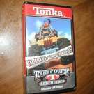 Tonka Tough Trucks Adventures VHS in SPANISH
