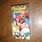 Pro Football Funnies - VHS