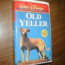 Old Yeller - VHS The Animal Adventures Series Volume 1 Walt Disney Classic