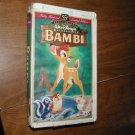 Bambi - VHS Walt Disney's Masterpiece 55th Anniversary