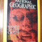 National Geographic Vol. 198, No. 1 July 2000 Wrath of the Gods