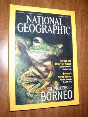 National Geographic October 2000 Vol. 198, No. 4