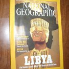 National Geographic November 2000 vol. 198, No. 5 Libya an Inside Look after 30 years of isolation