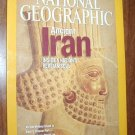 National Geographic August 2008 Vol. 214, No. 2 Ancient Iran: Inside a Nation's Persian Soul