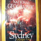 National Geographic Vol. 198, No. 2 August 2000 Sydney: Olympic City