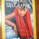 National Geographic Vol. 195, No. 6 June 1999 Cuba