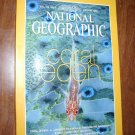 National Geographic Vol. 195, No. 1 January 1999 Coral Eden