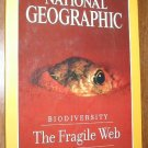 National Geographic Vol. 195, No. 2 February 1999 Biodiversity: the Fragile Web
