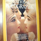 National Geographic Vol. 194, No. 3 September 1998 Valley of the Kings