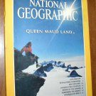 National Geographic Vol. 193, No. 2 February 1998 Queen Maud Land