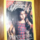 National Geographic No. 4 October 1998 Population