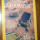 National Geographic Vol. 194, No. 2 August 1998 Return to Mars