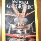 National Geographic Vol. 193, No. 3 March 1998 Planet of the Beetles