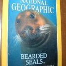 National Geographic Vol. 191, No. 3 March 1997 Bearded Seals