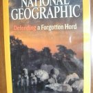 National Geographic Vol. 211, No. 3 March 2007 Defending a Forgotten Herd