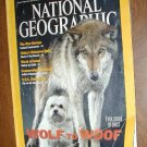 National Geographic Vol. 201, No. 1 January 2002 Wolf to Woof