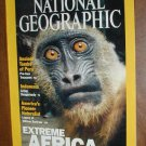 National Geographic Vol. 199, No. 3 March 2001 Extreme Africa