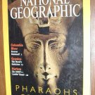 National Geographic Vol. 199, No. 4 April 2001 Pharaohs of the Sun