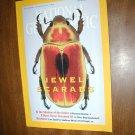 National Geographic Vol. 199, No. 2 February 2001 Jewel Scarabs