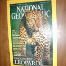 National Geographic Vol. 200, No. 4 October 2001 Tracking the Leopard