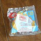 McDonald's Animal Kingdom #10 Cheetah (NIP) Happy Meal Toy (TB1)