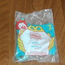 McDonald's Animal Kingdom #7 Iguanodon (NIP) Happy Meal Toy (TB1)