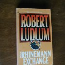 The Rhinemann Exchange by Robert Ludlum (1989) (BB1)