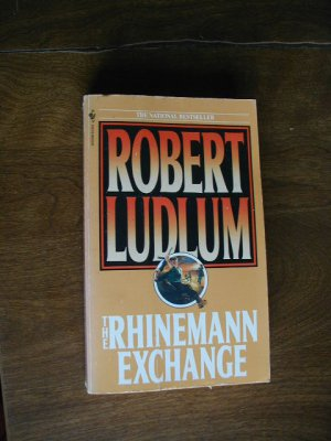The Rhinemann Exchange by Robert Ludlum (1989)