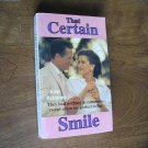 That Certain Smile by Kate Belmont (1982) (BB13)
