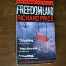 Freedomland by Richard Price (1998) (BB12)