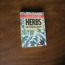 Herbs for Cooking & Health Collins Gem Christine Grey-Wilson (1987) (BB14)