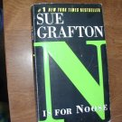 N is for Noose by Sue Grafton (1998)