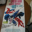"Spider-Man 32"" x 16"" Trial of Venom Promo Poster Spiderman (1992) (CMB2)"