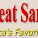 Great Sandwiches - 100 of America's Favorite Sandwiches ebook